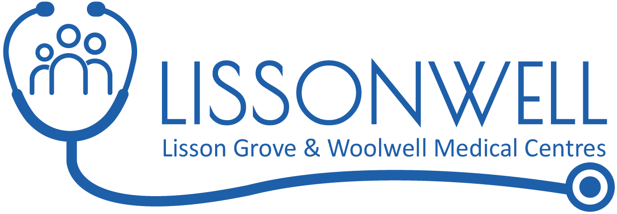 Lisson Grove and Woolwell Medical Centre Logo